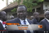 Riek Machar Refused Entry into Ethiopia, Sent Back to South Africa