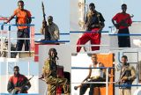 Somali Pirates Holding Five Kenyans for Ransom, Says UN