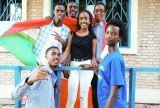 Burundian robotics team goes missing in Washington