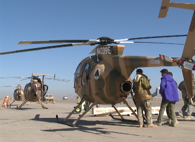 US approves military helicopter sale to Kenya - East Africa
