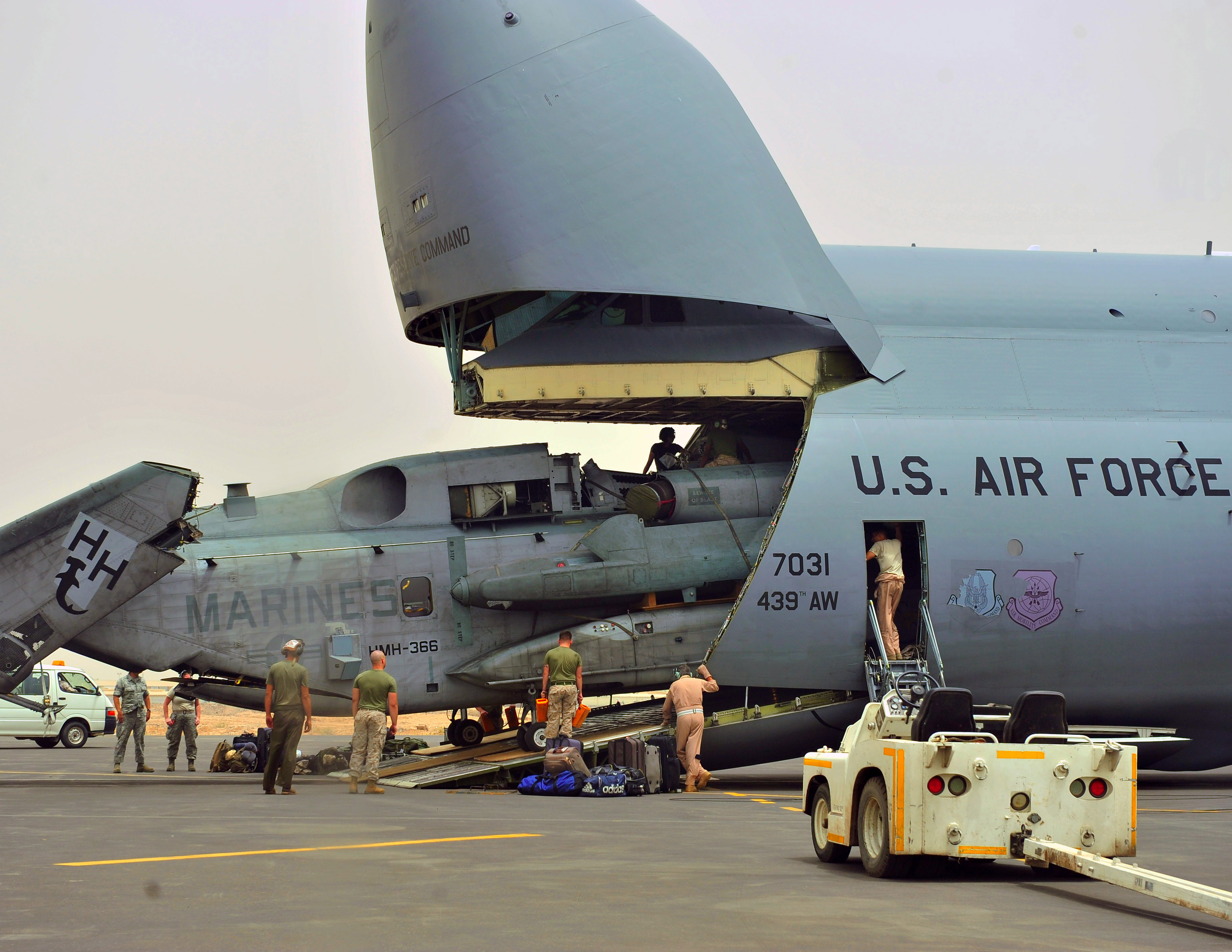 Djibouti: US military resumes air operations after suspension - East ...