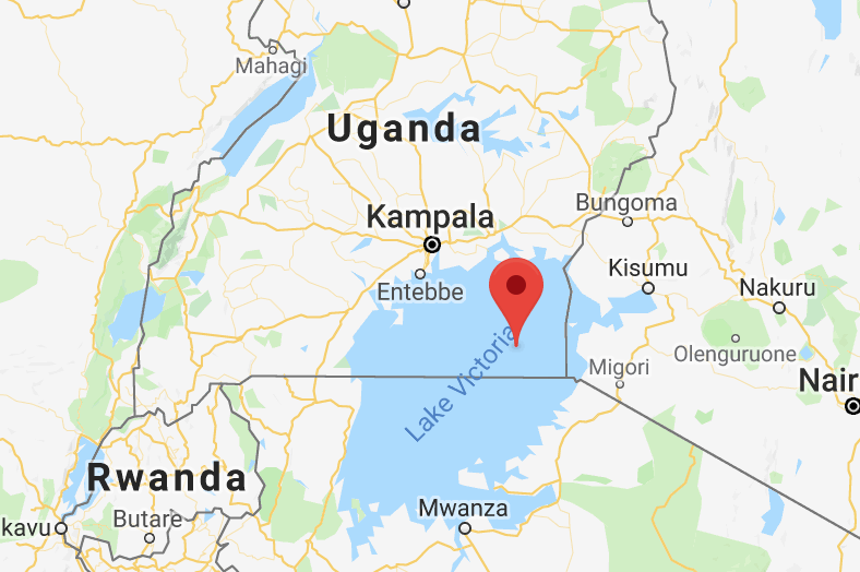 Lake Victoria On Map Of Africa.Uganda 31 Killed As Party Boat Sinks In Lake Victoria East Africa